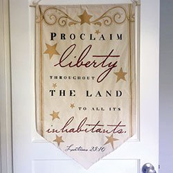 The Liberty Banner