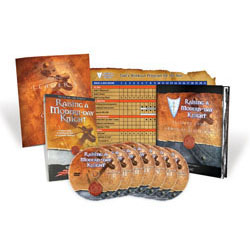 Raising a Modern Day Knight DVD Training Kit