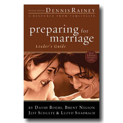 Preparing for Marriage - Leader Guide